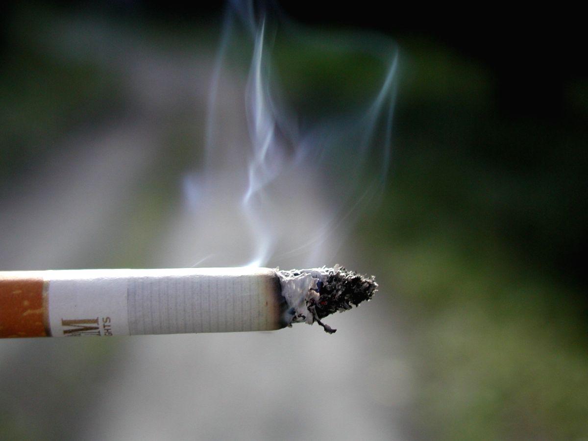 Cigarette. (File Photo: IANS)
