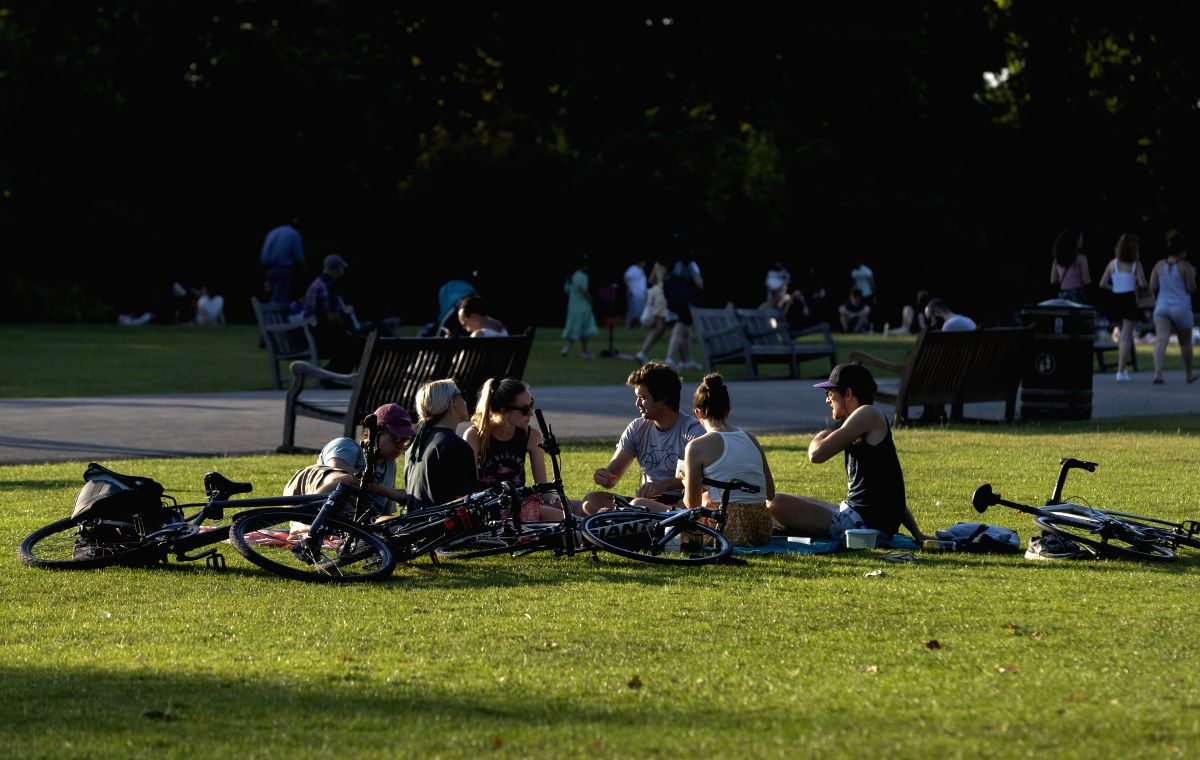 Climate already changing in UK: Met Office
