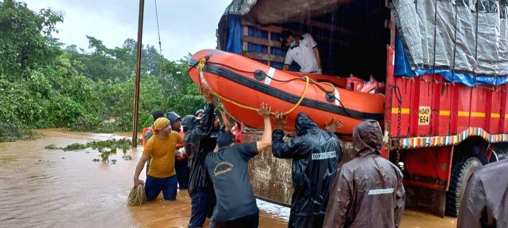 Coast Guard saves 215 lives in Maharashtra, Goa, Karnataka.
