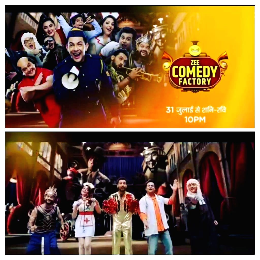 'Comedy Factory' to kickstart by hosting Mumbai Police