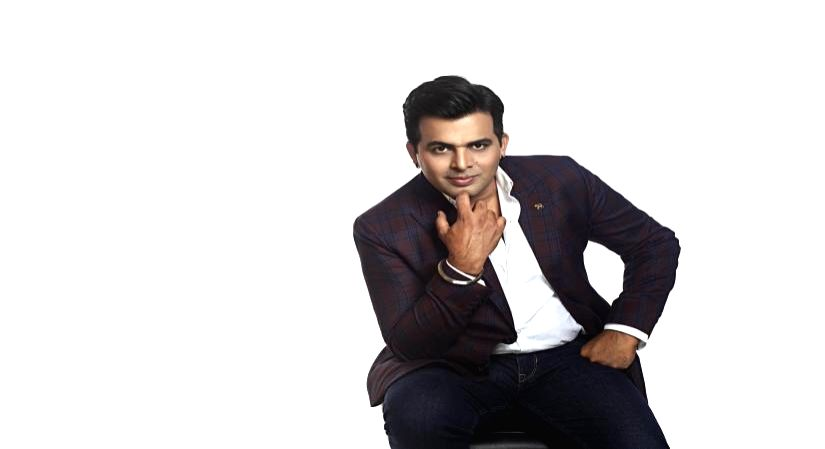 Comic relief: Amit Tandon offers online sessions for COVID+ audience.(photo:IANSLIFE)