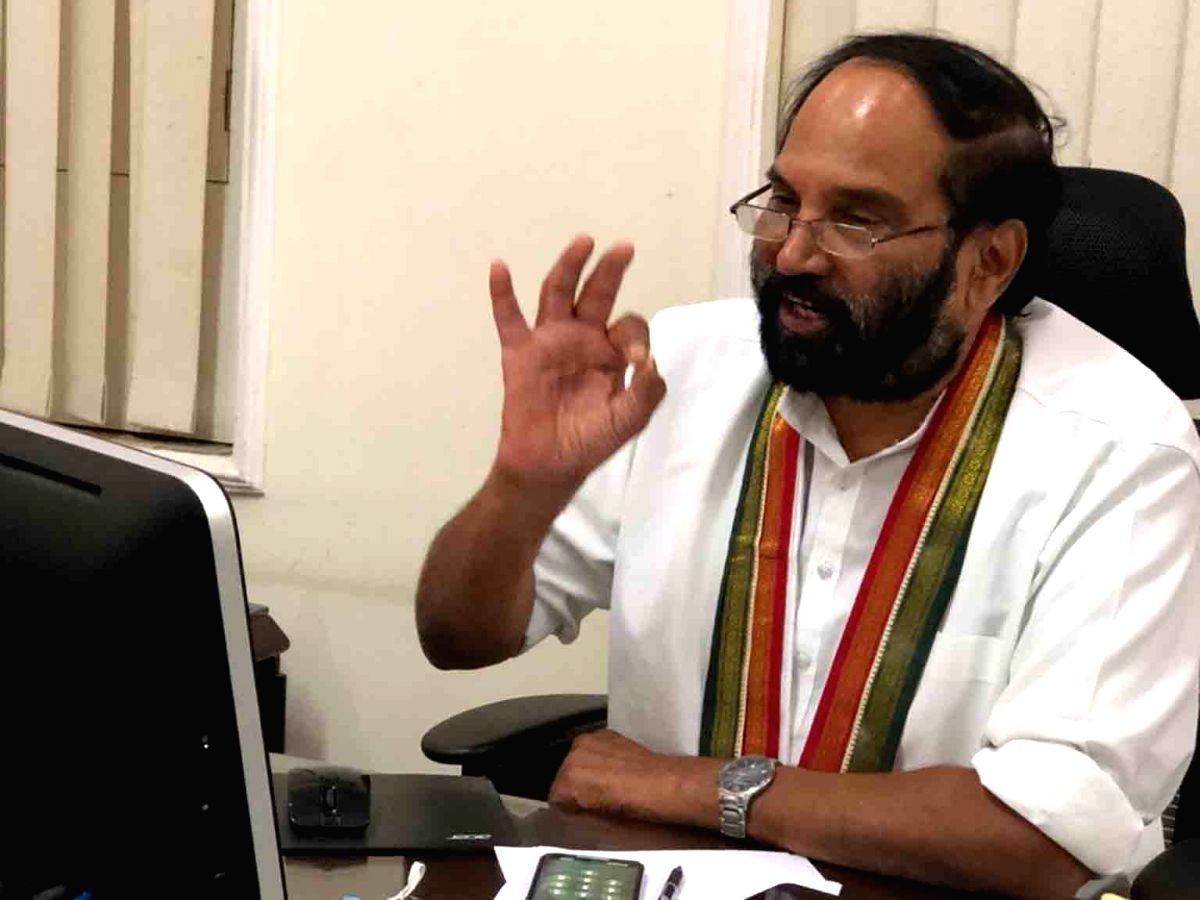 Congress in Telangana to stage protests over new farm laws