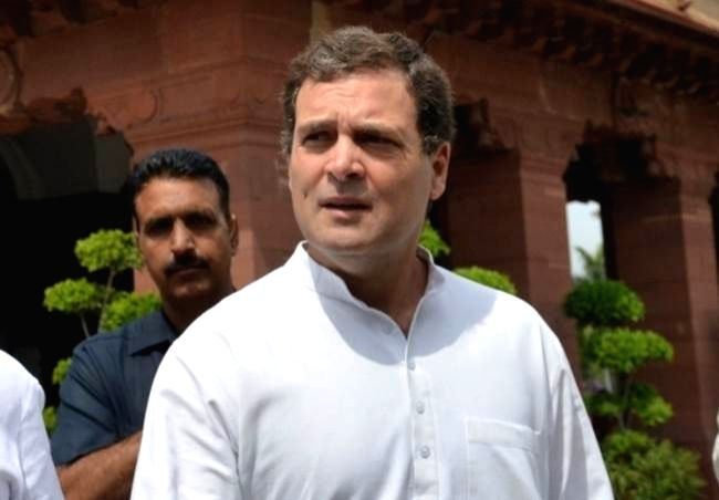 Global policy in tatters, India losing respect everywhere: Rahul Gandhi.