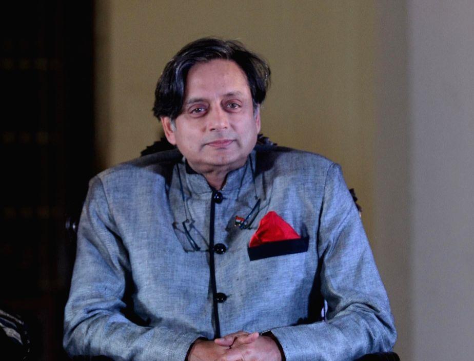 Congress leader Shashi Tharoor. (File Photo: IANS)