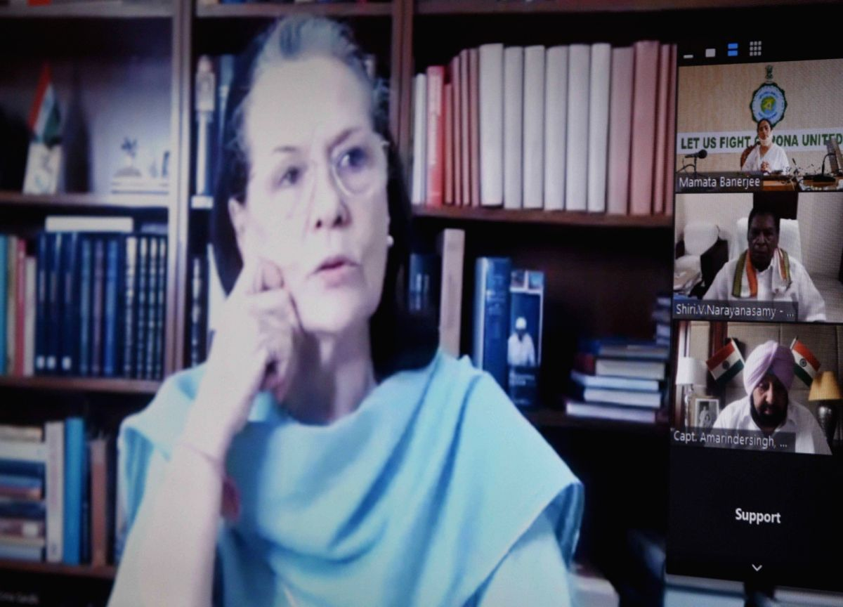 Congress' poll performance unfortunate, disappointing: Sonia