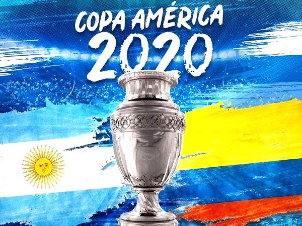 Copa America 2020.
