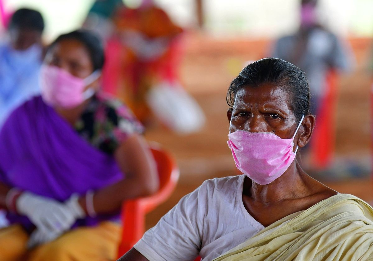 Coronavirus, India. (Photo: Xinhua/IANS )