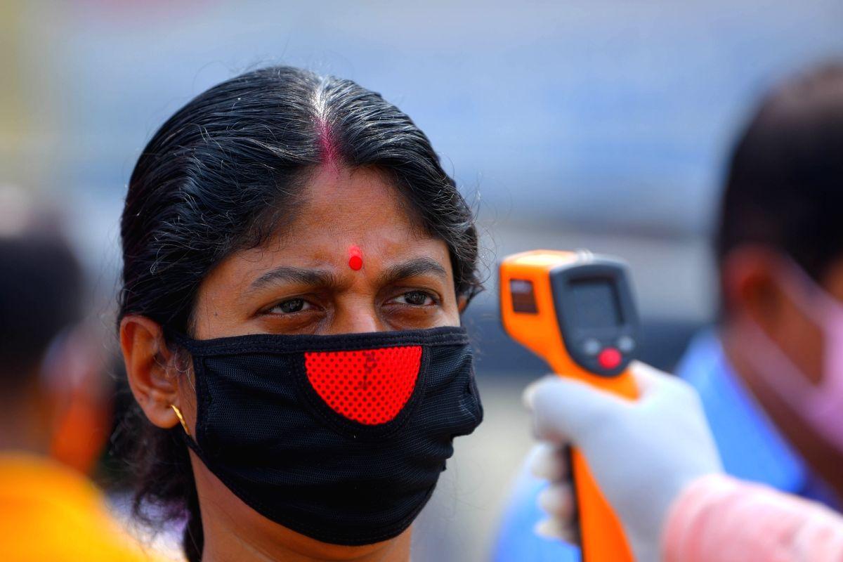 Coronavirus, India, Tripura. (Photo: IANS/Xinhua)