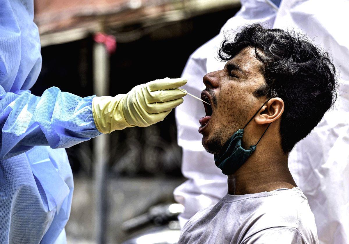 Coronavirus, India (Xinhua/IANS)