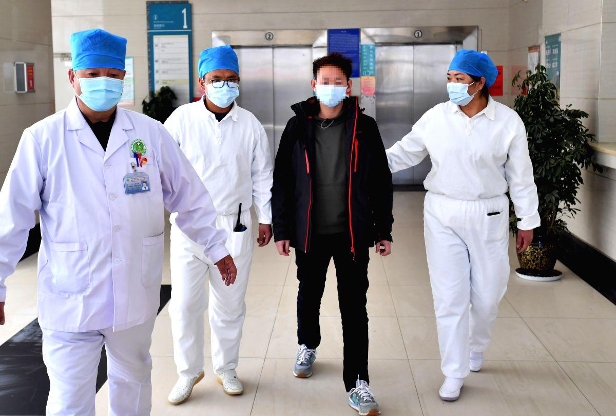 Coronavirus infected Indian in UAE stable. (Xinhua/Chogo/IANS)