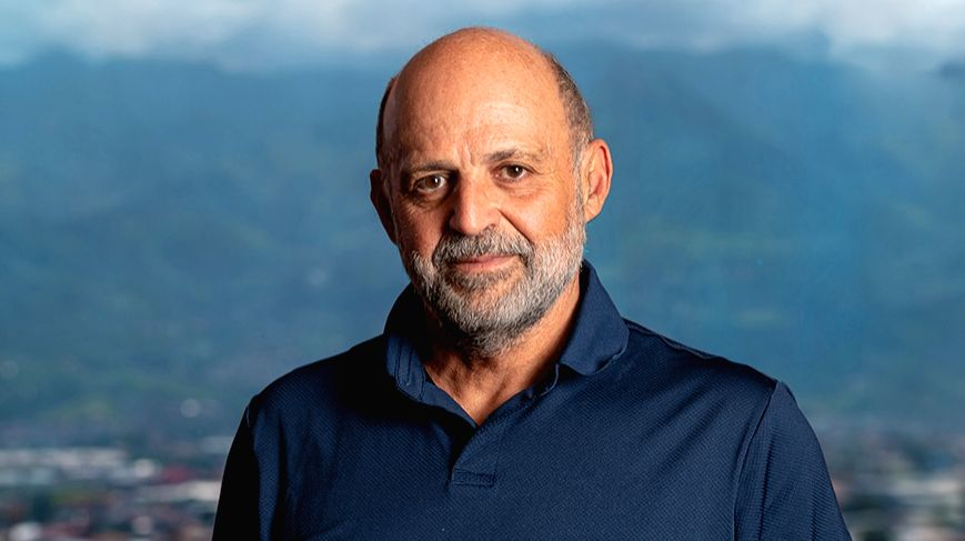 Costa Rican conservationist Carlos Manuel Rodriguez takes over as GEF head. (Credit: Twitter/theGEF)