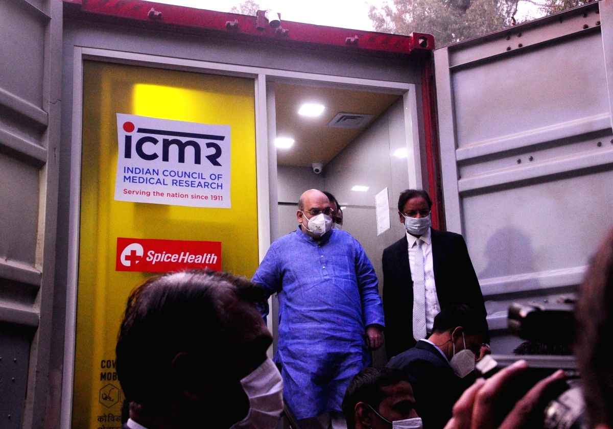 Covaxin effective against double mutant strain found in India: ICMR