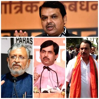 Covid drives 4 prominent BJP leaders out of Bihar campaign.