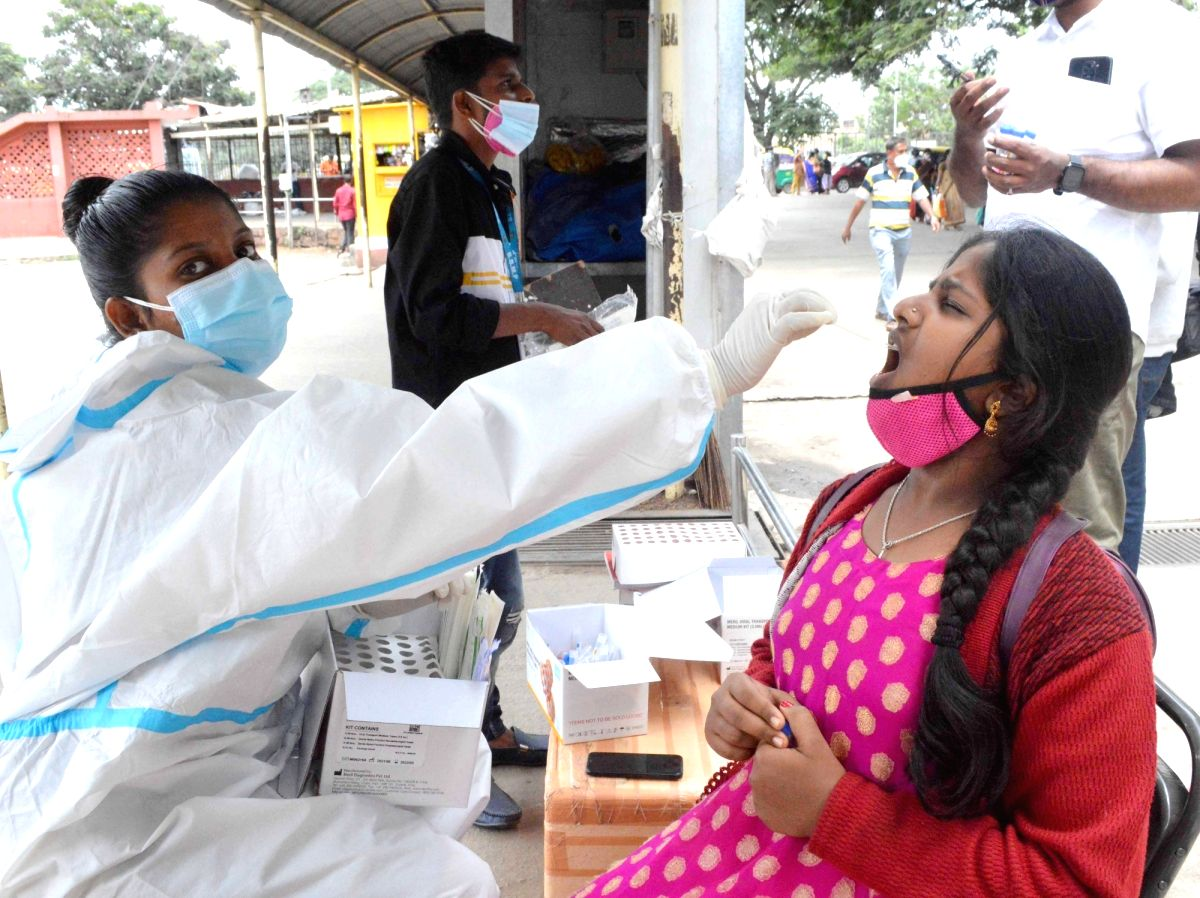 Covid onslaught: Kerala reports 18,531 new cases, 98 deaths.
