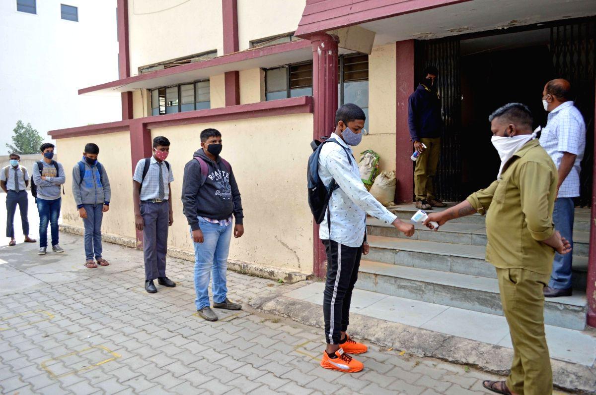 Covid tally crosses 4-lakh mark in Bengaluru