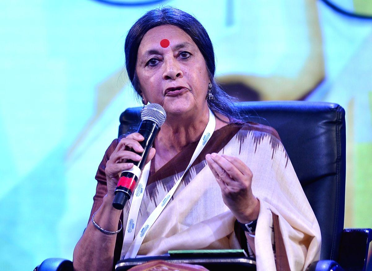 CPI-M leader Brinda Karat.