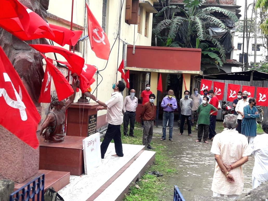 CPI names J.Chinchurani, three new faces to be part of new Kerala govt
