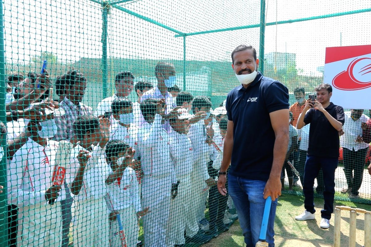 Cricket Academy of Pathans open centre in Hyderabad,Telangana