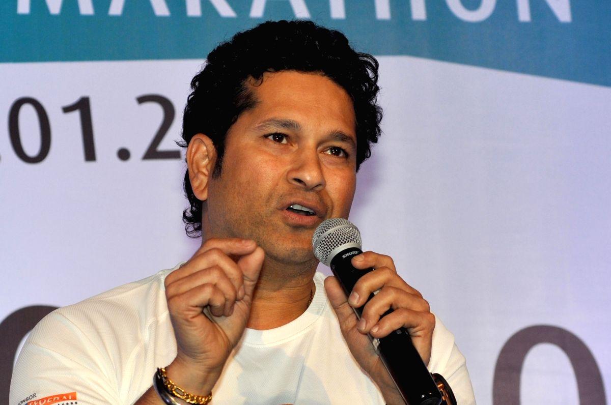 Cricket legend Sachin Tendulkar. (File Photo: IANS)