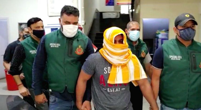Crime Branch brings Sushil to Chhatrasal Stadium, flat in Delhi for investigation