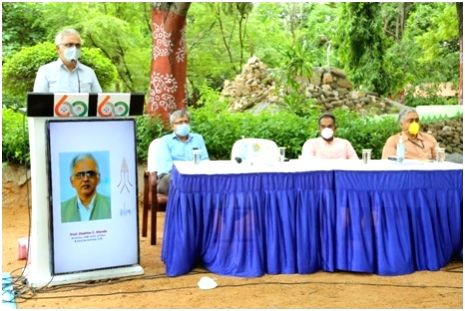 CSIR DG hails efforts of labs in fight against Covid-19