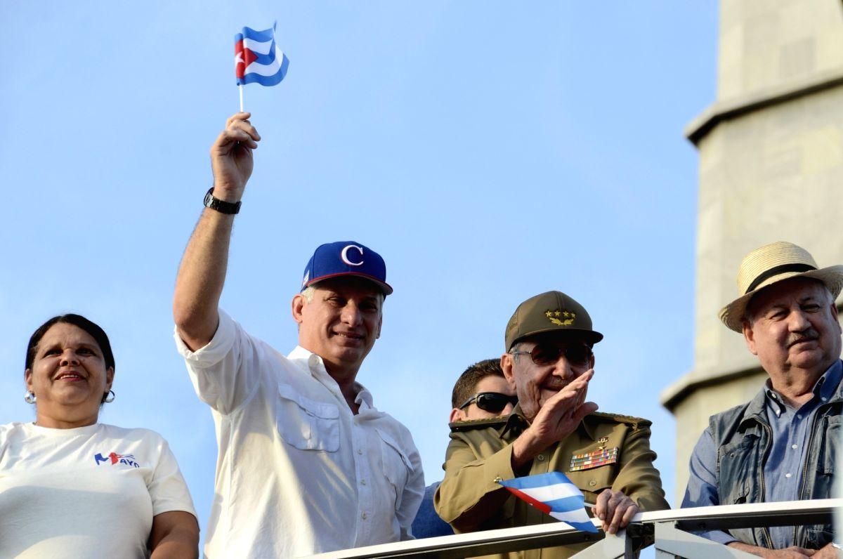 Cuban Prez elected head of communist party