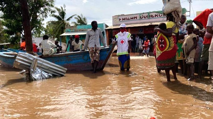 Cyclone Eloise kills 6, displaces 8,300 in Mozambique: UN (Credit: twitter.com/UNOCHA_ROSEA)