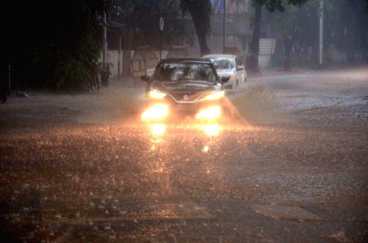 Cyclone Tautkae brings record May rains, mayhem in Mumbai