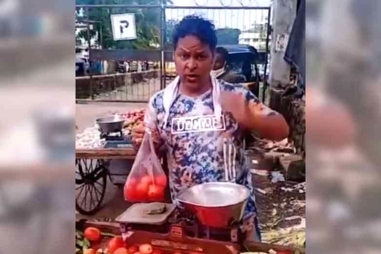 'Dabangg 3' actor Javed Hyder snubs rumours that he has turned a vegetable vendor.