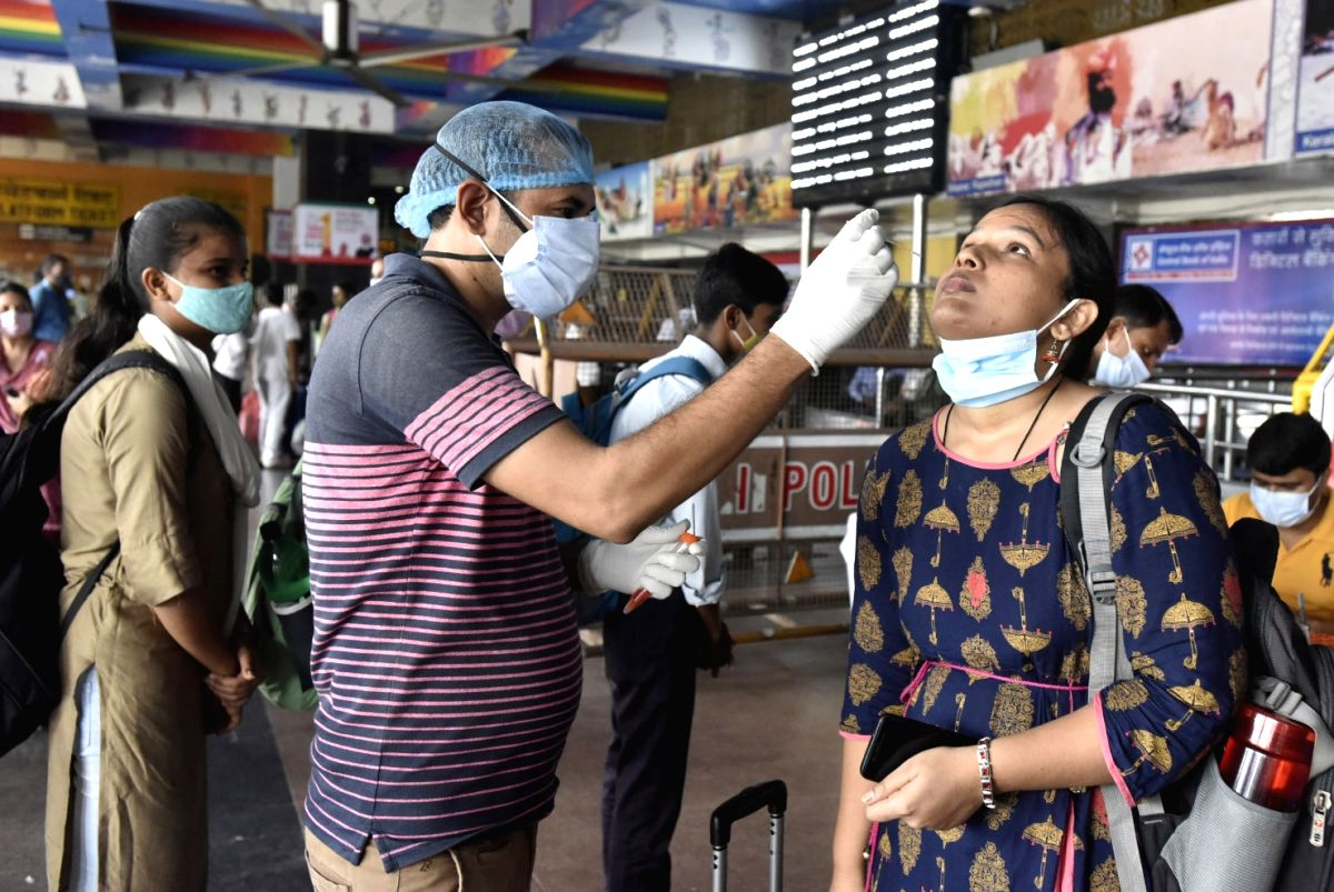 Daily Covid cases decline for 2nd day as India vax nears 70 crores