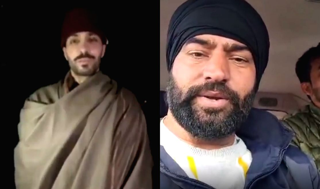 Deep Sidhu, Lakha Sidhana named in Red Fort FIR