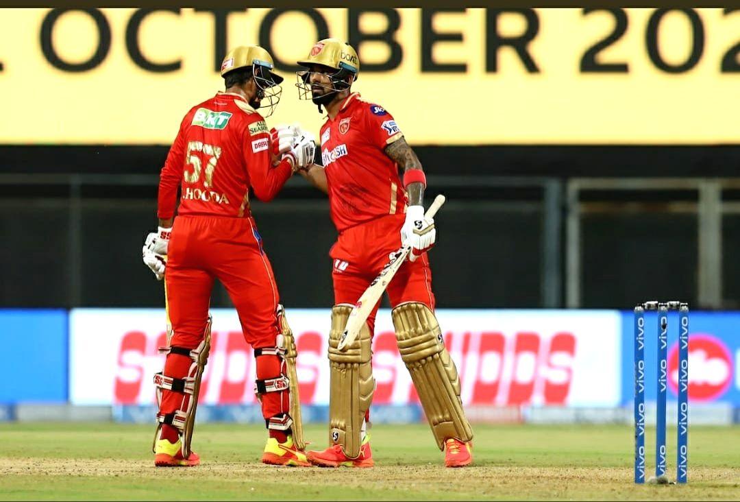 Deepak Hooda and KL Rahul (Credit : BCCI/IPL) (Strictly not for Sale)