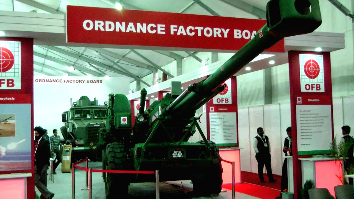 Defence employees bodies reject plans to corporatise OFB.