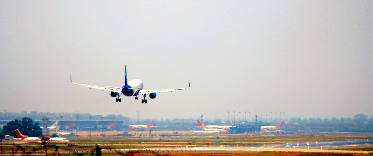 Delhi Airport. (File Photo: IANS)