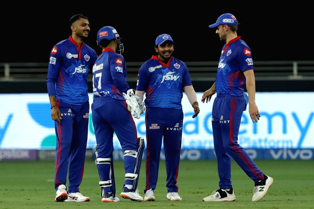 Delhi Capitals restricted Hyderabad to 134 runs(Photo: IPL twitter)