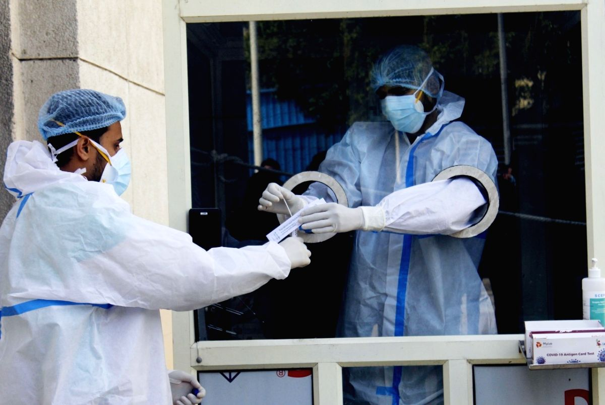 Third wave of Covid inevitable, warns govt's Scientific Advisor