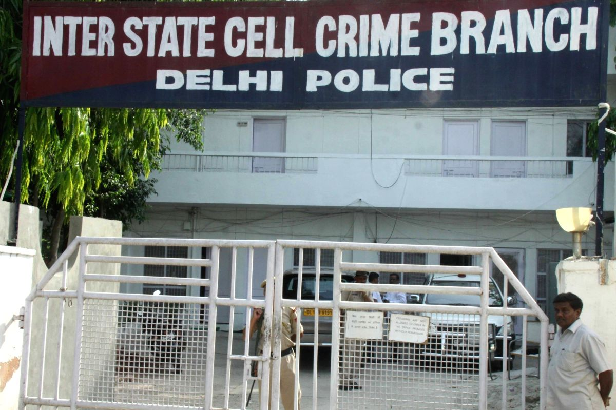Delhi Police Crime Branch. (File Photo: IANS)