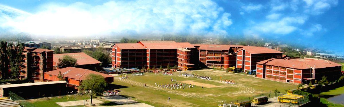 Delhi Public School Srinagar.