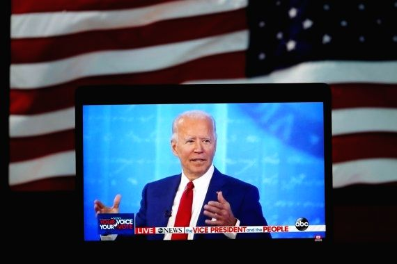 Biden to campaign in Iowa for 1st time since nomination