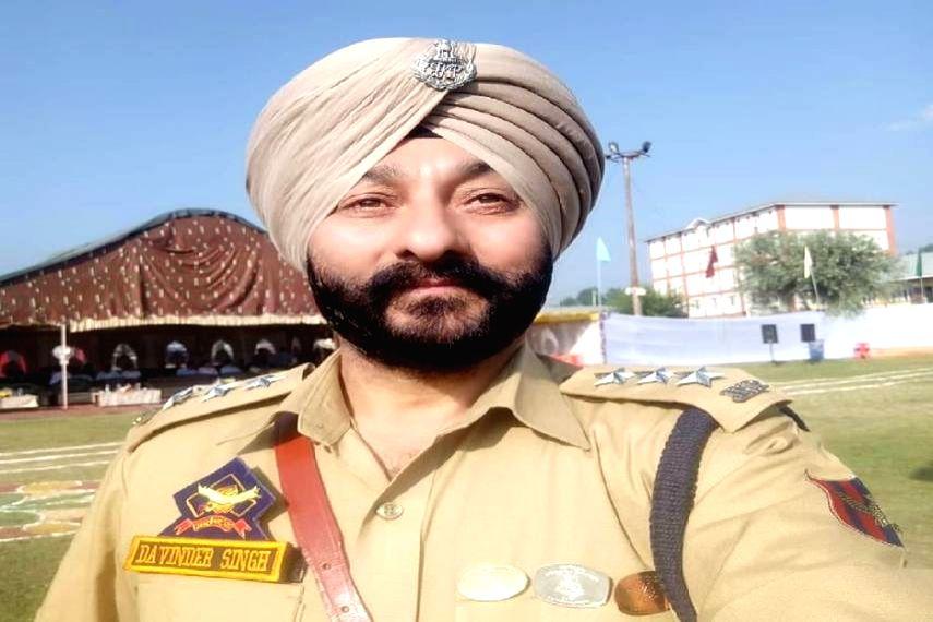 Deputy Superintendent of Police (DSP) Devinder Singh.