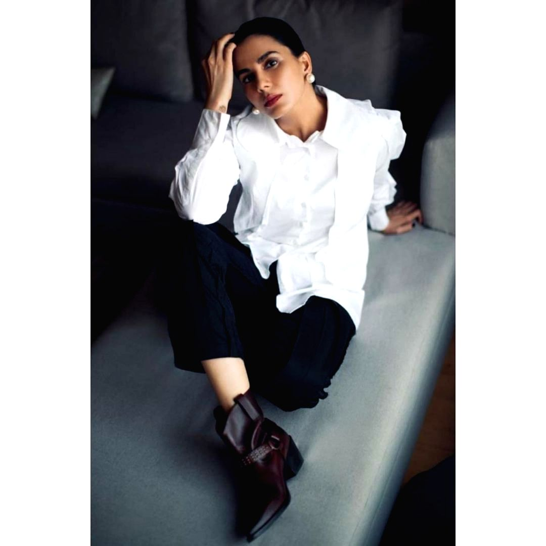 "Despite mixed response that ""The Girl On The Train"" garnered, actress Kirti Kulhari, who plays a pivotal role, is happy with the audience response to her role. She essays Inspector Dalbir Kaur Bagga, a turbaned cop in London tracking a murder, and he"