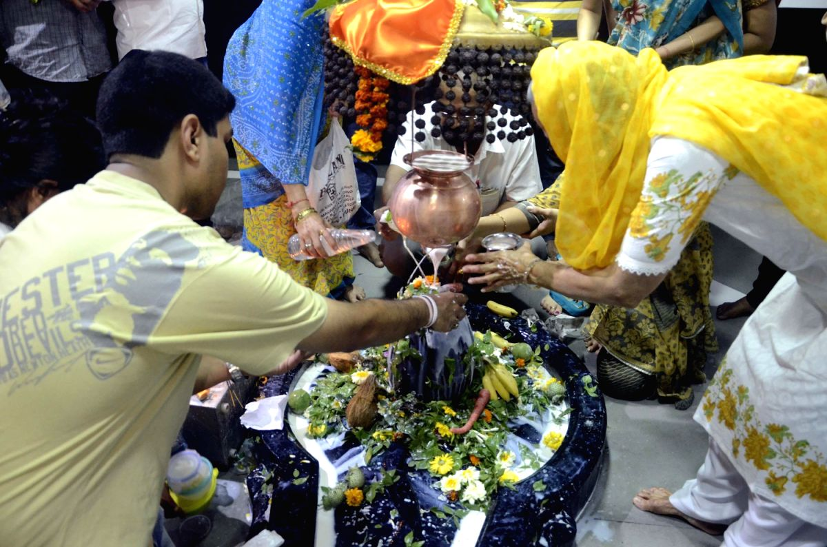 Devotion and awe of Lord Shiva