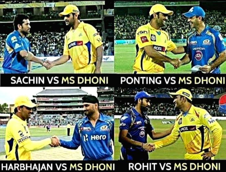 Dhoni remains permanent as Pollard fifth MI skipper to toss with him