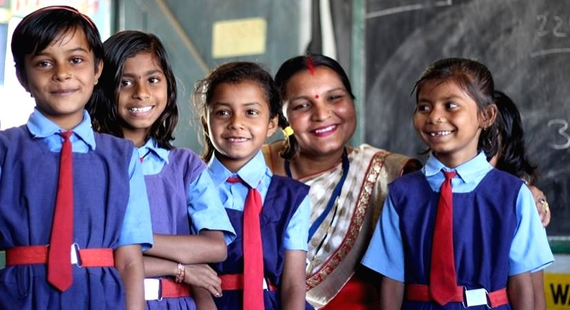 Digital tools can enable in-class teaching in rural government schools: Survey.(photo:ianslife)