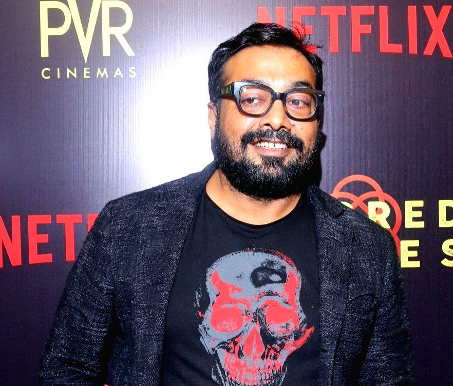 Director Anurag Kashyap. (File Photo: IANS)