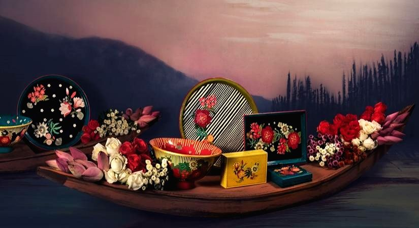 Diwali Edit: The Home decor and gift guide. (Photo: Good Earth - Papier Mache Decor)