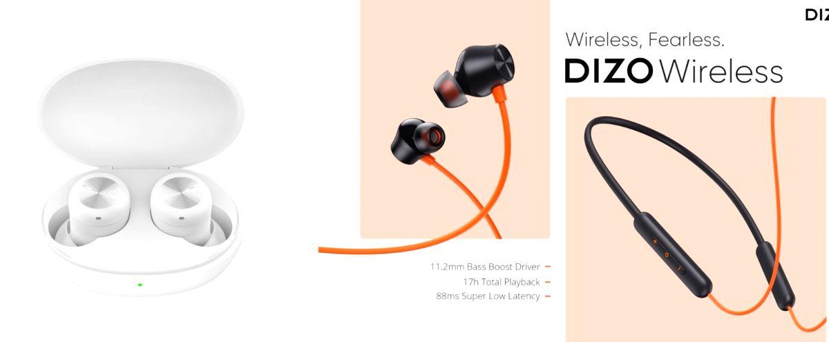 Pre-book DIZO GoPods D, DIZO Wireless on Flipkart just for Re 1