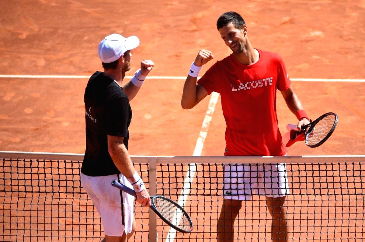 Djokovic makes Belgrade Open quarter-finals
