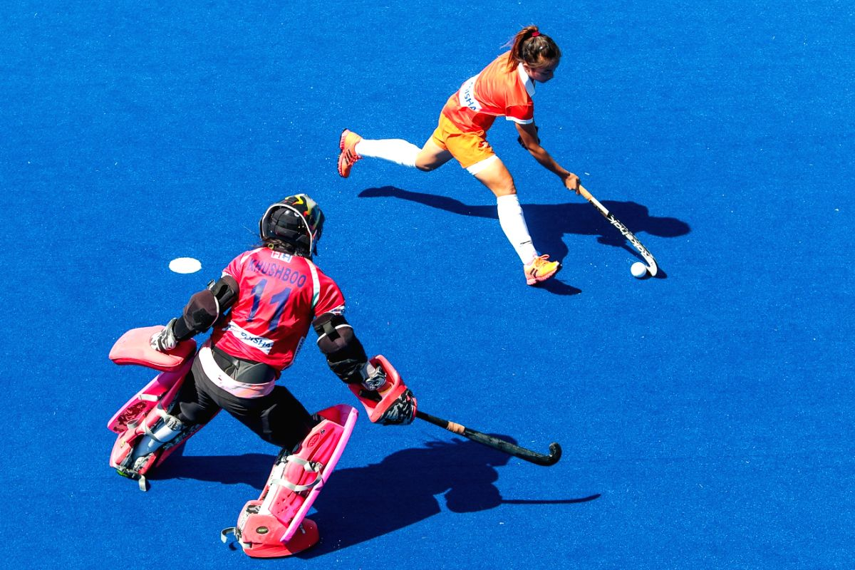 Domestic hockey competitions in India will start with the women's sub junior national championship which will be held in Simdega, Jharkhand from March 10 to March 18, 2021, Hockey India said on Thursday. (Credit: Hockey India)