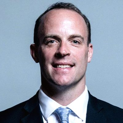 Dominic Raab. (Photo: Twitter/@DominicRaab)